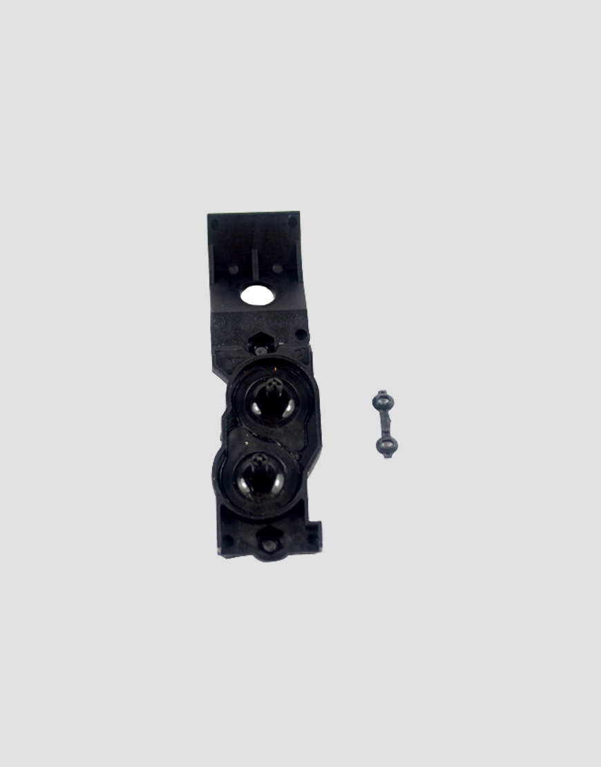 Solvent Head Manifold for Epson DX4 Printhead Cap Top