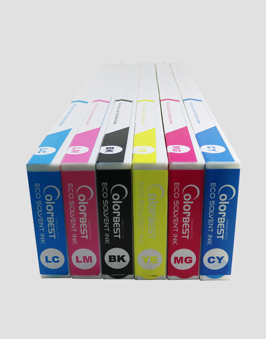 440ml ecosol max ink cartridges for roland printers with